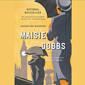Maisie Dobbs Audiobook by Jacqueline Winspear Narrated by Rita Barrington