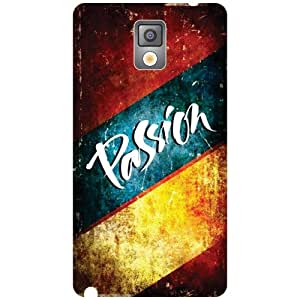 Samsung Galaxy Note 3 N9000 - Passion Phone Cover