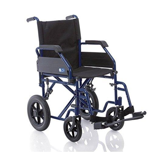 Carrozzina Ardea - Sedia a rotelle Moretti da transito CP500-48