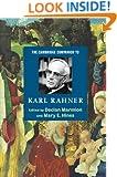 The Cambridge Companion to Karl Rahner (Cambridge Companions to Religion)