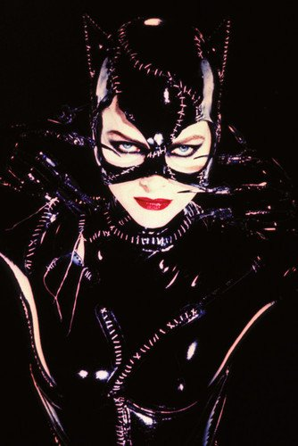Michelle Pfeiffer Batman Returns Catwoman Color 24x36 Poster at Gotham City Store