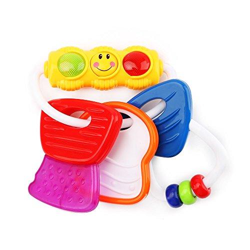 Wishtime-Soft-Teething-Keys-for-Babies-Activity-Sensory-Rattle-Ring-Toy