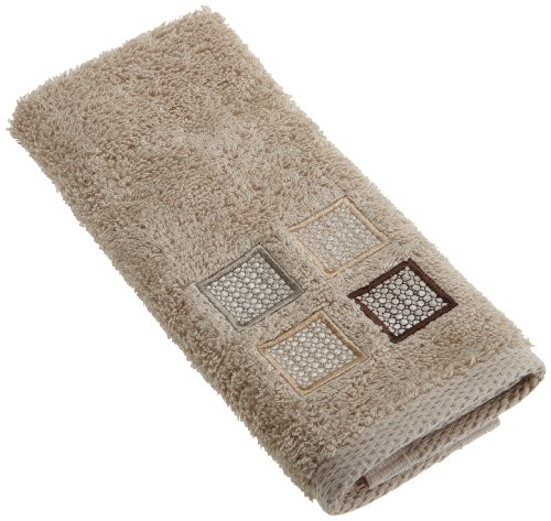 Avanti Linens Premier Metropolis Fingertip Towel, Linen (Avanti Premier Fingertip Towels compare prices)