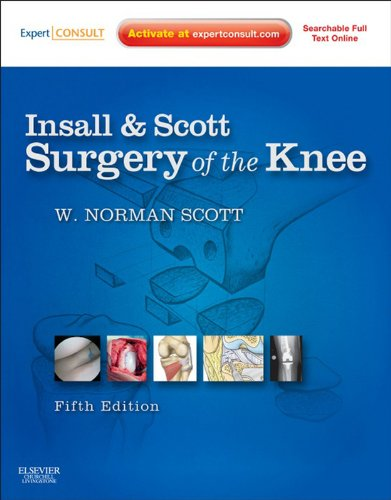 Insall & Scott Surgery Of The Knee (Expert Consult Title: Online + Print)