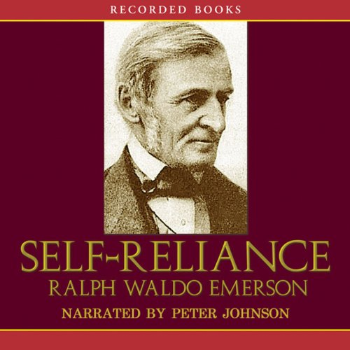 nature and self reliance ralph waldo emerson Emerson was one of the most influential writer's of 19th century america he was a champion of individualism, freedom, & the beauty & grace found in nature.