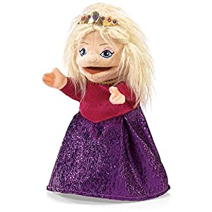 Folkmanis Royal Princess Character Hand Puppet from Folkmanis