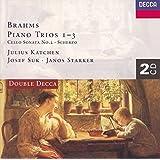 Brahms: Piano Trio Nos. 1-3/Cello Sonata No.2/Scherzo (2 CDs)