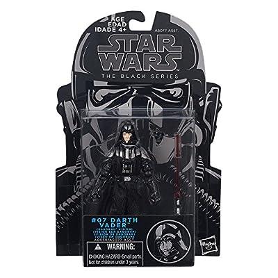Star Wars Episode 5 Darth Vader Yodas Test Action Figure by Hasbro