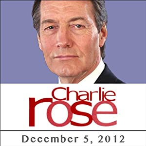 Charlie Rose: Stuart Stevens & Julianna Goldman, December 05, 2012 | [Charlie Rose]