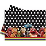 The Muppets Party -Muppets Party Plastic Tablecover