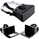 """Sybol Colorcross Virtual Reality 3d Video Glasses for 4~5.6"""" Inch Smartphones Cardboard"""