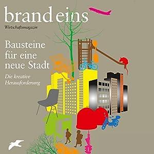 brand eins audio: Stadt Hörbuch