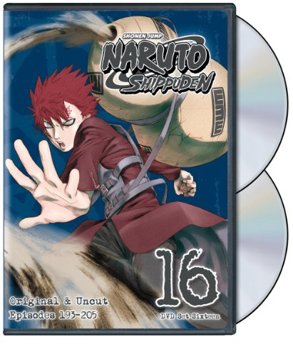 Shippuden Box Set 16