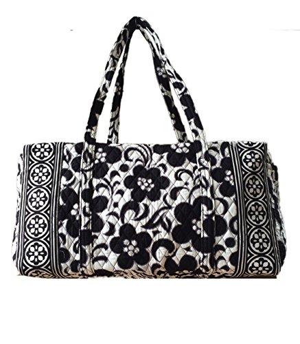 vera-bradley-reisetasche-schwarz-schwarz-l