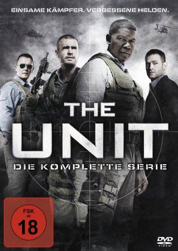 The Unit - Eine Frage der Ehre, Complete Box (19 Discs)