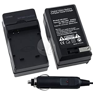 NB-4L Battery Charger for CANON PowerShot SD750/SD1000