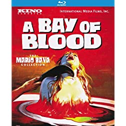 Bay of Blood: Kino Classics Remastered Edition [Blu-ray]