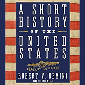 A Short History of the United States Audiobook