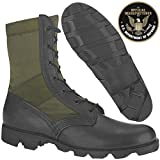Altama Commercial Specification Jungle Boot Mens (Color: OD Green, Tamaño: 5.5 D(M) US)