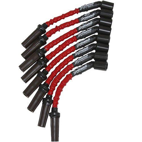 Granatelli 28-1545HTR Ignition Wire Set (Granatelli Spark Plug Wires compare prices)