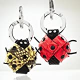 Lady Bug Key Chain