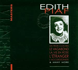 Essential Masters of Jazz : Edith Piaf