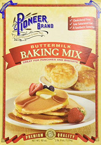 Pioneer Buttermilk Biscuit & Baking Mix (Pioneer Pancake Mix compare prices)