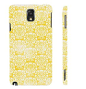 Samsung Galaxy Note 3 Lite THE YELLOW INDIAN ART designer mobile hard shell case by Enthopia