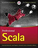 img - for Professional Scala book / textbook / text book