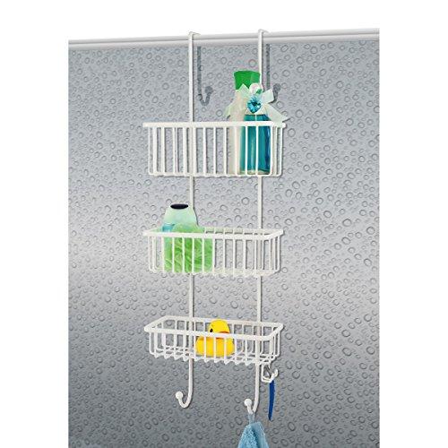 Bremermann mensole per la doccia cestelli per la doccia - Cestini portaoggetti per il bagno ...