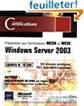 Windows Server 2003 - examen 70-290