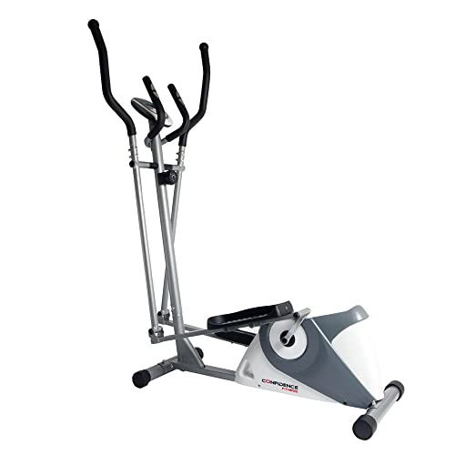 Confidence fitness pro magnetic compact elliptical