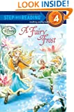 A Fairy Frost (Disney Fairies) (Step into Reading)