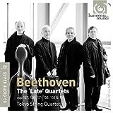 ベートーヴェン : 「後期」 弦楽四重奏曲集 (Beethoven : The 'Late' Quartets opp.127 , 130 , 131 , 132 , 133 & 135 / Tokyo String Quartet) [3 SACD Hybrid] [輸入盤]