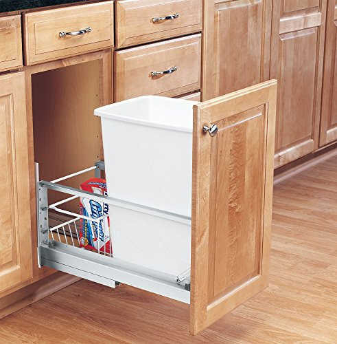 Rev-A-Shelf - 5349-15DM-1 -  35 Quart Pullout Waste Container