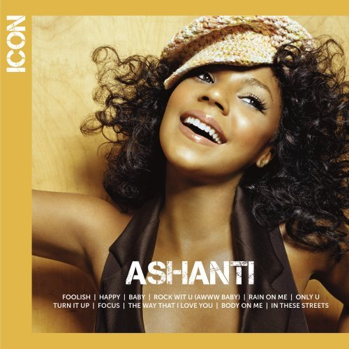 Ashanti - Icon - Zortam Music