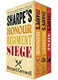 Sharpe 3-Book Collection 6: Sharpe's Honour, Sharpe's Regiment, Sharpe's Siege (Sharpe Series)