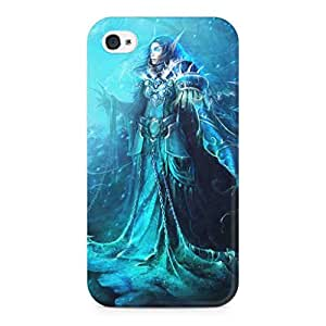 Flauntinstyle Gothic Hard Back Case Cover For Apple iPhone 4 4s