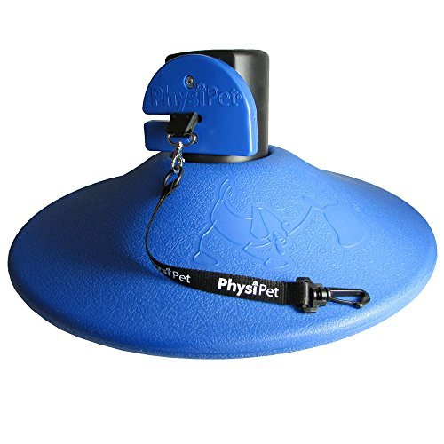 PhysiPet PHYSI_004_B Large Exercise and Entertainment Toy for Dogs - Blue by PhysiPet