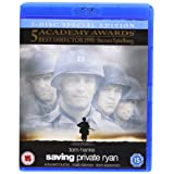 Saving Private Ryan - 2 Disc Special Edition [Blu-ray] [1998] [Region Free]by Tom Hanks