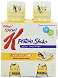 Special K Protein Shake (10-Ounce), French Vanilla, 4-Count Bottles (Pack of 6)