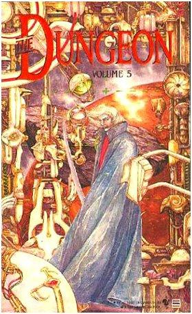 The Hidden City (The Dungeon, Book 5), Charles de Lint