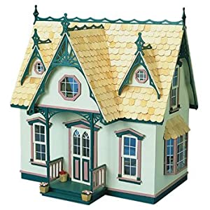 Greenleaf Wooden Dollhouse Kit