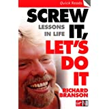 Screw It, Let's Do It: Lessons In Life (Quick Reads)by Sir Richard Branson