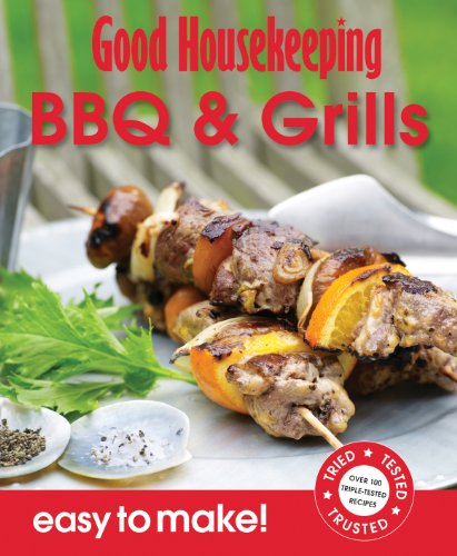 Bbq'S & Grills: Over 100 Triple-Tested Recipes (Easy To Make!)
