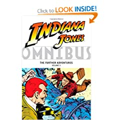 Indiana Jones Omnibus: The Further Adventures Volume 3 by Linda Grant,&#32;David Michelinie,&#32;Steve Ditko and Ricardo Villamonte