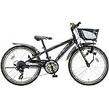 ブリヂストン 子供用自転車 24インチ クロスファイヤージュニア CF475 クロツヤケシ&クロ クロツヤケシ&クロ