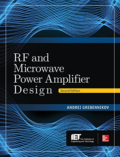 RF and Microwave Power Amplifier Design, Second Edition, by Andrei Grebennikov