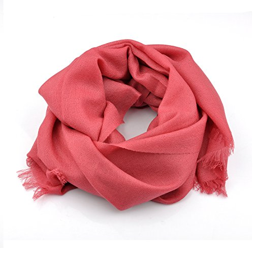 Smartodoors Woven Pashmina Scarf/Shawl/Wrap/Stole for ladies and women