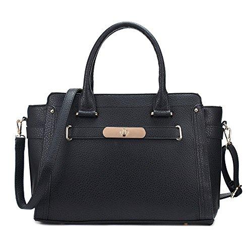 damen-rachelle-all-saints-stil-designer-rahmen-tasche-city-handtasche-schwarz-tiefschwarz-grosse